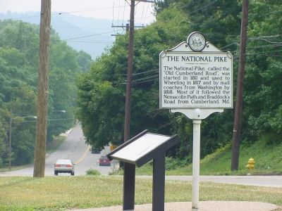 This and the National Pike Markers image. Click for full size.