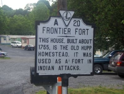 Frontier Fort image. Click for full size.
