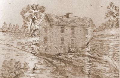 Photo of Illustration Shown on Marker image. Click for full size.