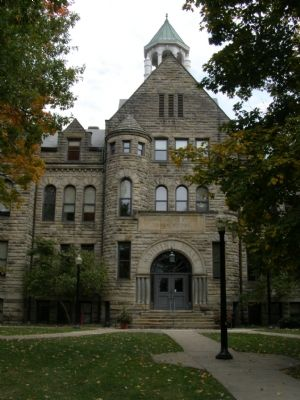 Baldwin - Wallace College, Memorial Building image. Click for full size.