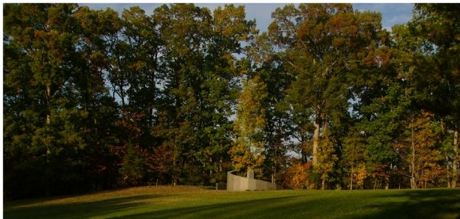 Commonwealth of Virginia Memorial Marker image. Click for full size.