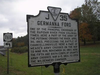 Germanna Ford image. Click for full size.