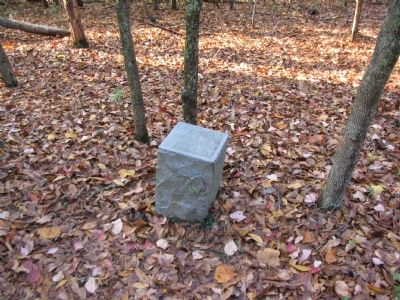 The Right Flank Marker Stone image. Click for full size.