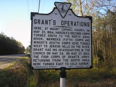 Grant's Operations marker image. Click for full size.