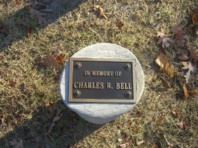 In memory of Charles R. Bell image. Click for full size.