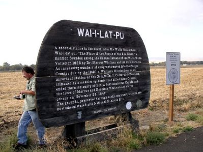 Wai-i-lat-pu Marker image, Touch for more information