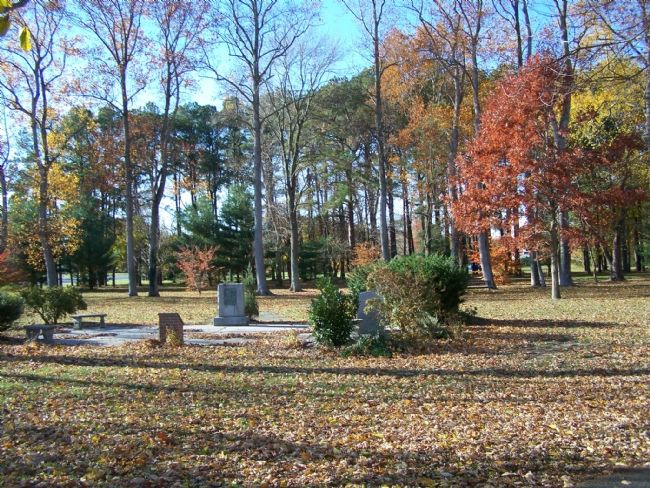 Stephen Decatur Park - Berlin, Maryland image. Click for full size.