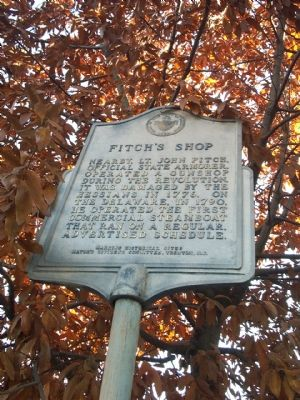 Fitch's Shop Marker image. Click for full size.