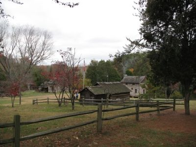 John Sevier Farmstead image. Click for full size.