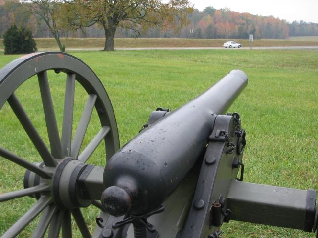 The Artillery Crew View of the Battlefield image. Click for full size.