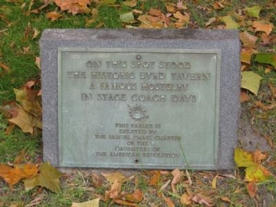 Historic Byrd Tavern Marker image. Click for full size.