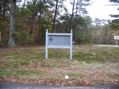 Chancellorsville Campaign Marker image. Click for full size.