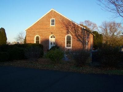 Rehoboth Presbyterian Church image. Click for full size.