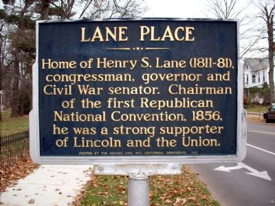 Lane Place Marker image. Click for full size.