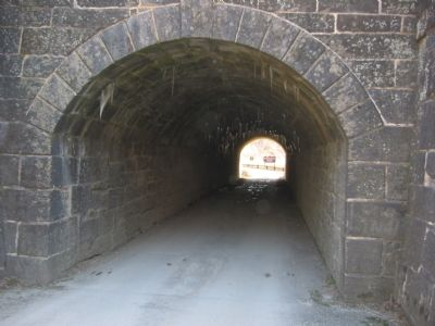 McCoys Ferry Road Tunnel image. Click for full size.