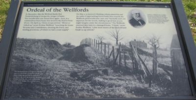 Ordeal of the Wellfords Marker image. Click for full size.
