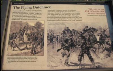 The Flying Dutchmen Marker image. Click for full size.