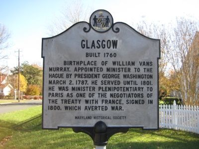 Glasgow Marker image. Click for full size.