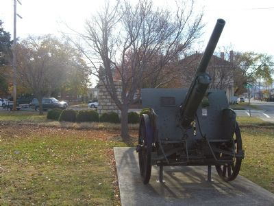 German 77 Mm. Field Gun image. Click for full size.