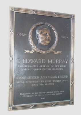 C. Edward Murray Marker image. Click for full size.