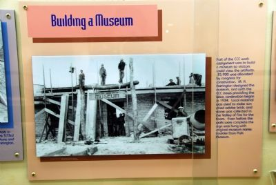 Building a Museum image. Click for full size.