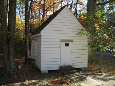 First School House image. Click for full size.