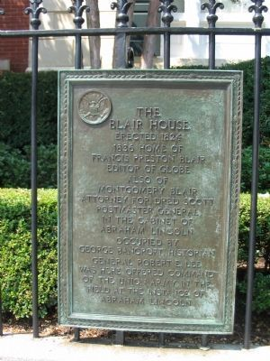 A Near Duplicate, to the Left of the Marker on the Fence image. Click for full size.
