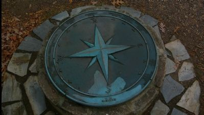 Compass Rose at this site. image. Click for full size.