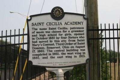 Saint Cecilia Academy - Front image. Click for full size.