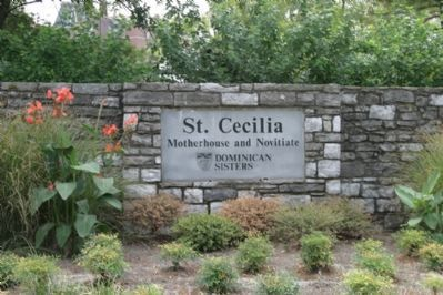 Saint Cecilia Academy - Entrance image. Click for full size.