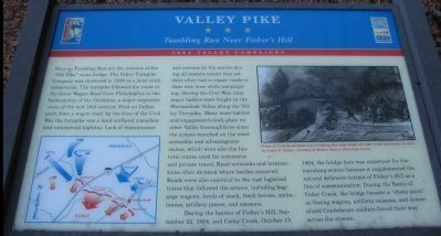 Valley Pike Marker image. Click for full size.