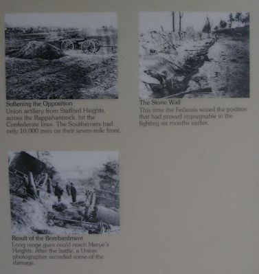 Rightmost pictures on The Second Battle of Fredericksburg Marker image. Click for full size.