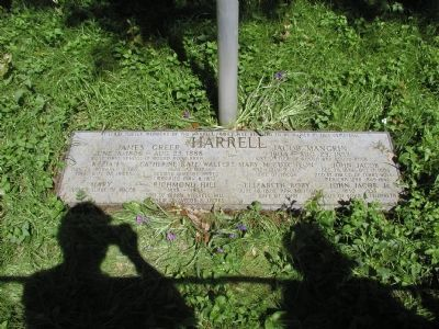 Harrell Cemetery image. Click for full size.