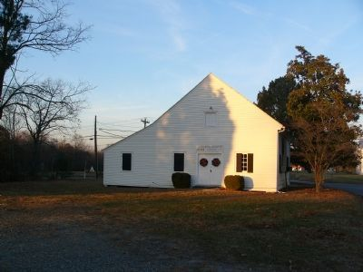 White Oak Church image. Click for full size.