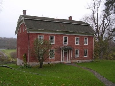 The Home of General Nicholas Herkimer image. Click for full size.