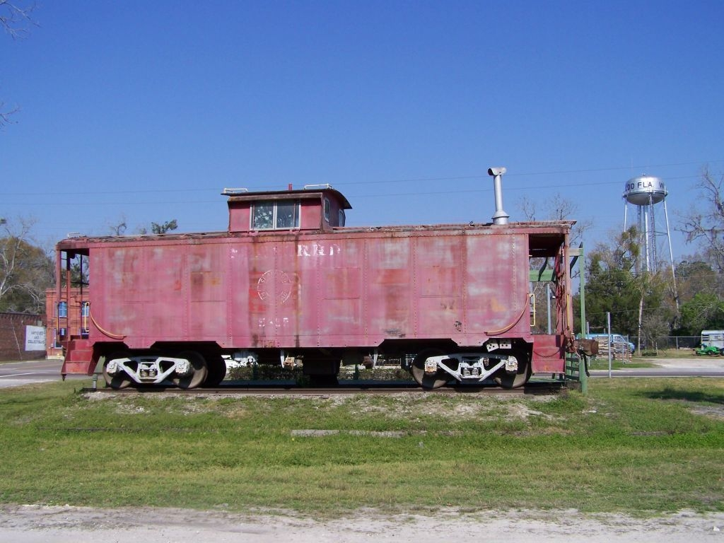 """The Red Caboose"""