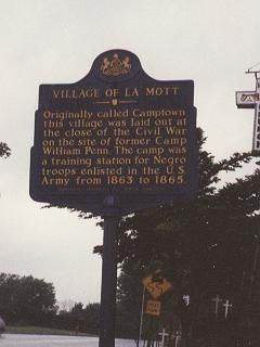 Village of La Mott image. Click for full size.