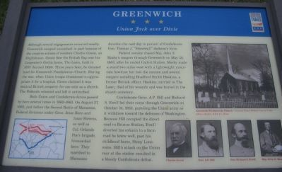 Greenwich Marker image. Click for full size.