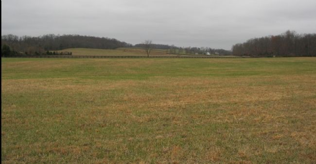 Portion of the North Battlefield of Brandy Station image. Click for full size.