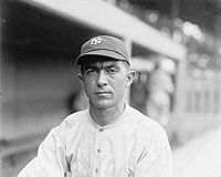 Baker with the New York Yankees image. Click for full size.