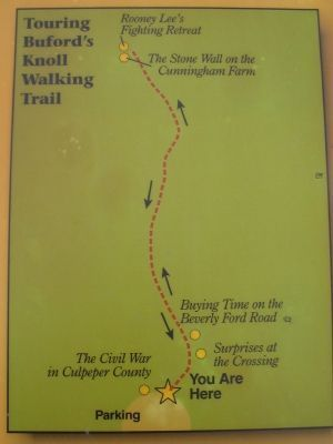 Buford's Knoll Walking Trail image. Click for full size.
