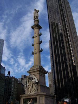 Columbus Monument image. Click for full size.
