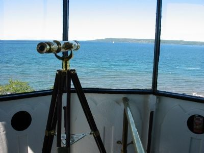 View of Canada from Lantern Deck image. Click for full size.