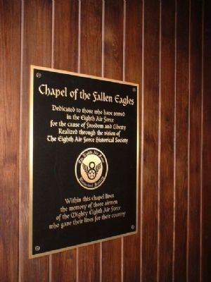 Chapel of the Fallen Eagles image. Click for full size.