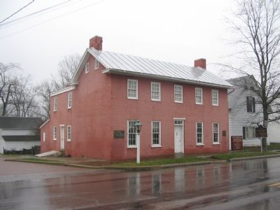 The Levi Coffin House image. Click for full size.