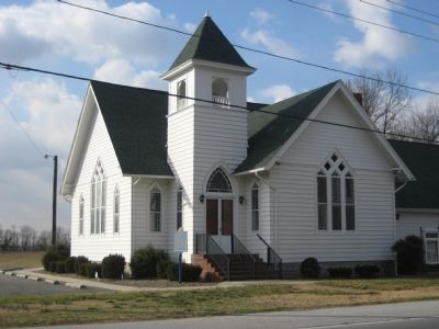 Mount Zion Church image. Click for full size.