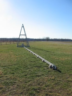 Reproduction Catapult and Rail Launch System image. Click for full size.