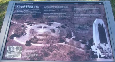 Final Honors Marker image. Click for full size.