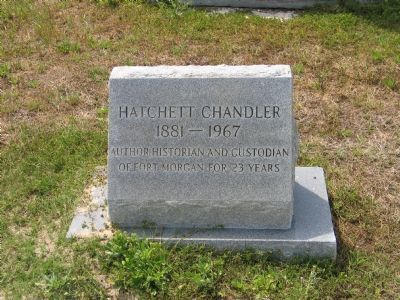 Hatchet Chandler image. Click for full size.