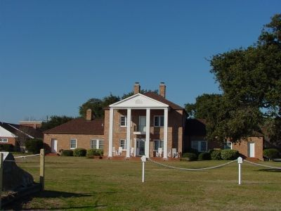 Fort Jackson Barracks Today image. Click for full size.